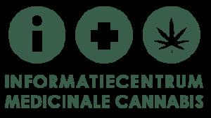 Logo van Informatiecentrum Medicinale Cannabis.